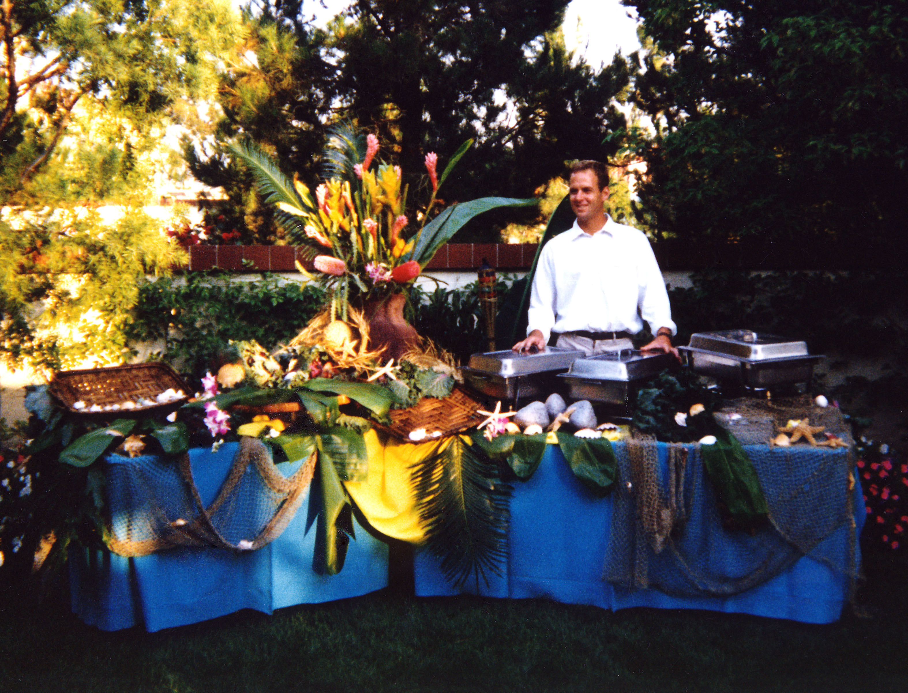 Backyard Hawaiian Luau : Hawaiian Luau of OC  Home
