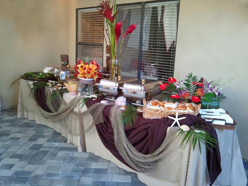 Hawaiian Luau Of Oc Services